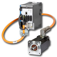 Kollmorgen AKD PDMM & AKM One-Cable packages