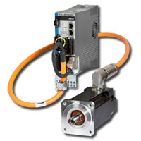 Kollmorgen AKD & AKM One-Cable packages